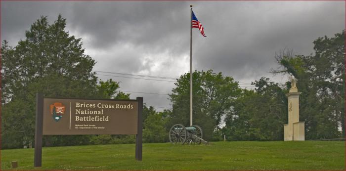 7. Brices Cross Roads National Battlefield Site, Baldwyn