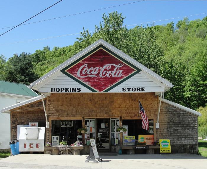 12. The Hopkins General Store, Nineveh, Greene County