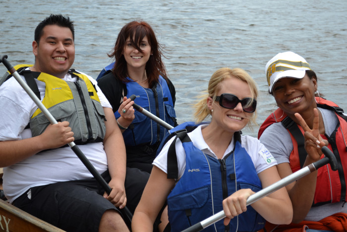 7. Minnesotans know how to have fun! Especially on a lake!