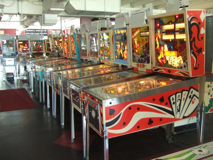 11. Silverball Pinball Museum, Asbury Park