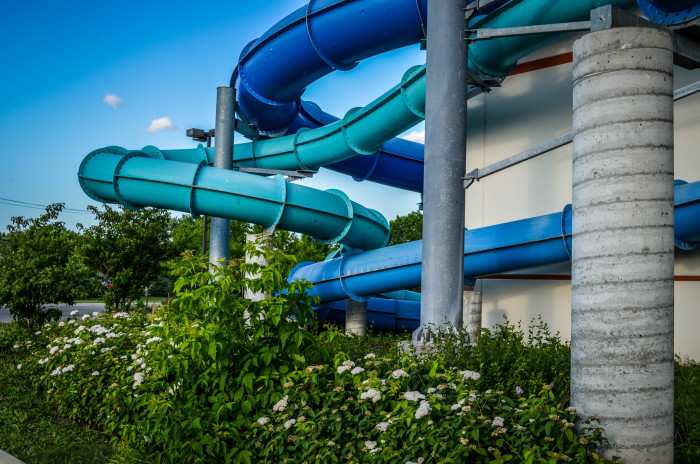 11. Have fun at the waterpark! Most of MN's waterparks are inside for cold-weather fun!