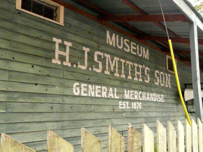 10) Smith H J & Sons General Store, Covington