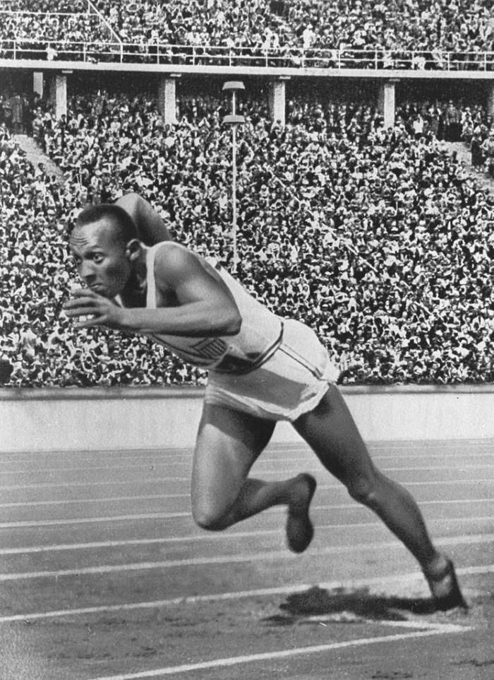 6. Jesse Owens, 1980