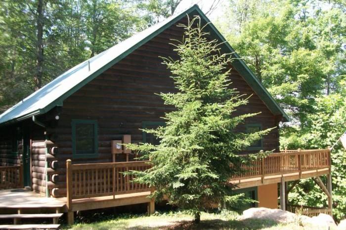 1. Mountain Cabin in Dillard, GA
