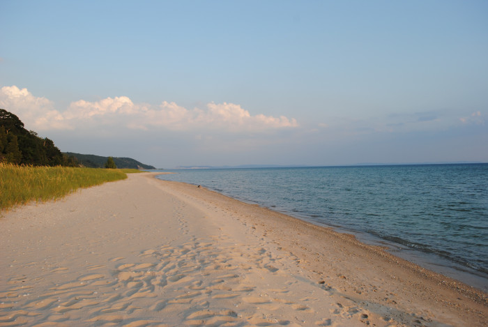 3) Despite what anyone else says, we've got some of the best beaches in country - sans salt