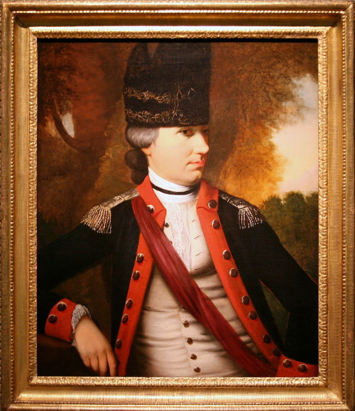 4. Charles Cotesworth Pinckney (Diplomat & Military Leader) 1746-1825