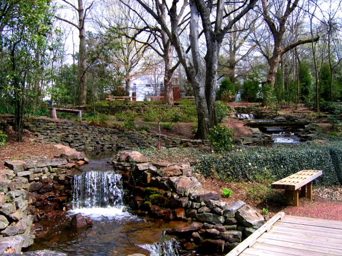 7. The Walter Place Estate and Garden, Holly Springs