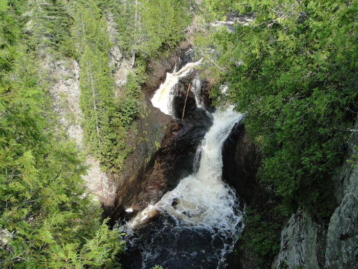 8. Devil's Kettle is a compelling mystery that asks the question, where does the second waterfall lead? Nobody knows, but it definitely goes underground.