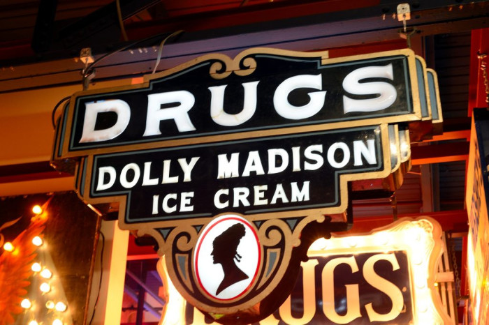 7. Discover the American Sign Museum.