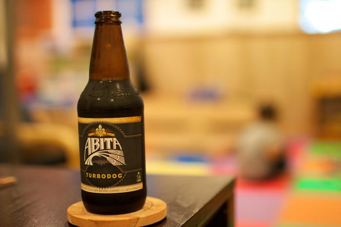 8) Abita Beer