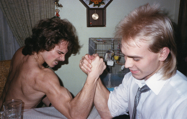 1. Scranton-area man becomes an arm wrestling champion.