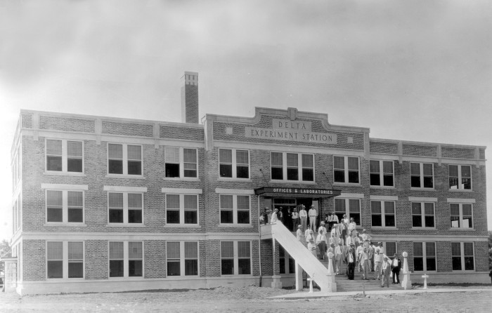 7. Delta Branch Experiment Station Offices and Labs, Stoneville