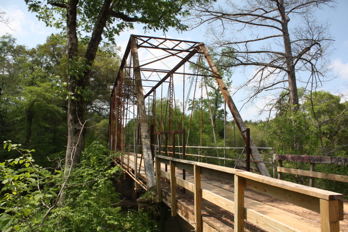 8. Stuckey's Bridge, Meridian