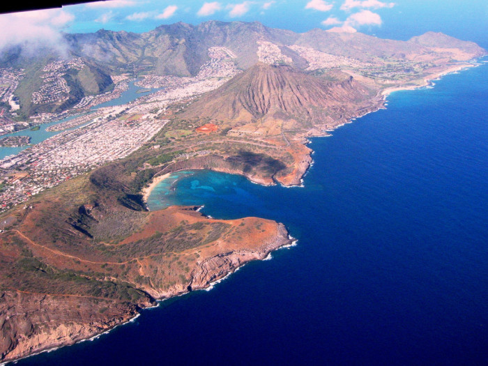 8) Favorite snorkeling spot Hanauma Bay, and Koko Head, which features a popular – yet grueling – 1,100 step climb.