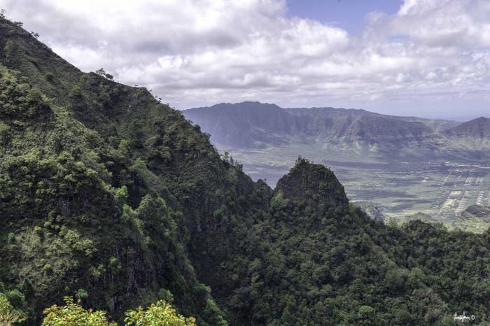 8) Ka'ala, Oahu