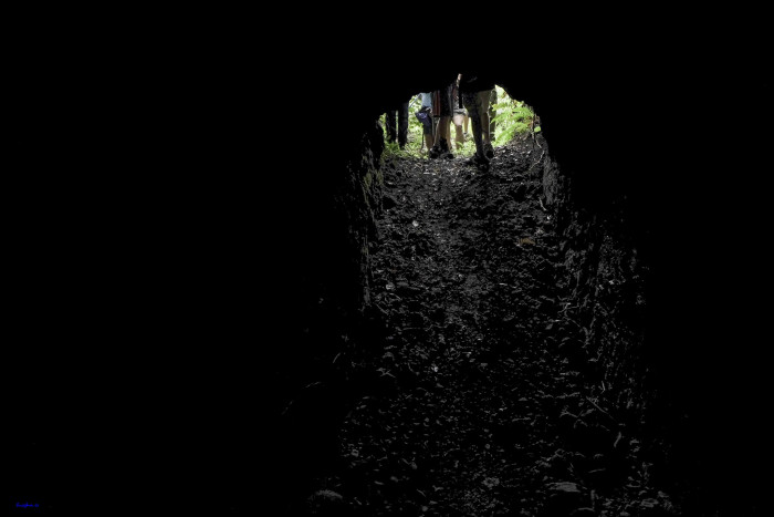 8) These irrigation tunnels on the Waimano Ridge trail aren't quite the caves you have imagined, but there are so many of them that they have to make this list.