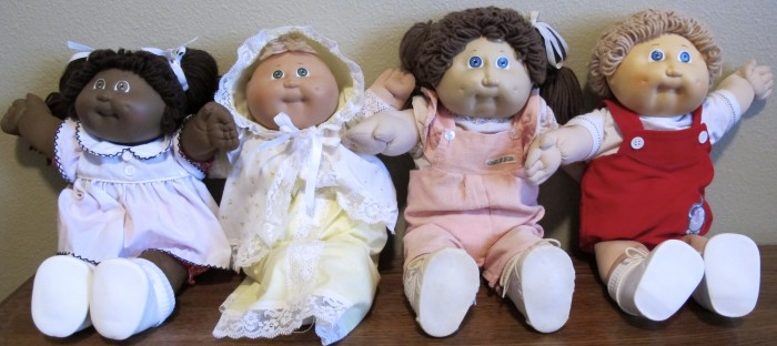 Cabbage patch wedding