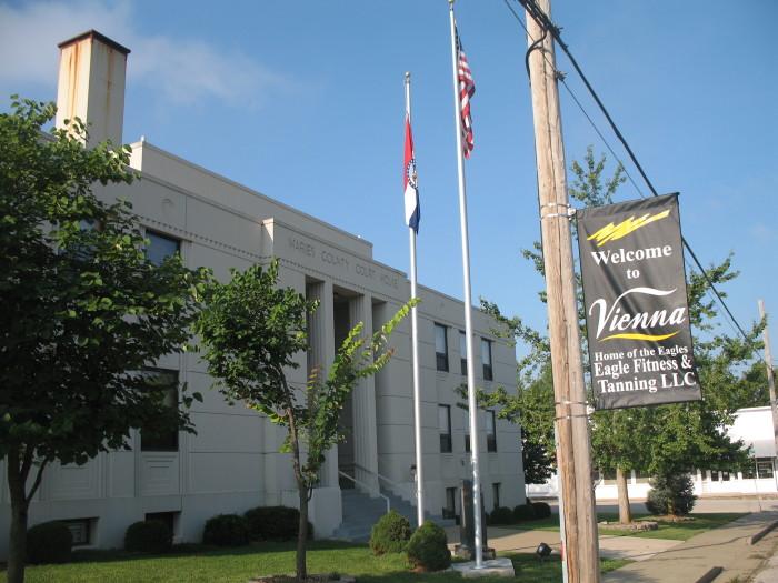 #8 Maries County