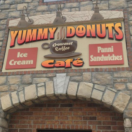 8. Yummy Donuts, Forsythe