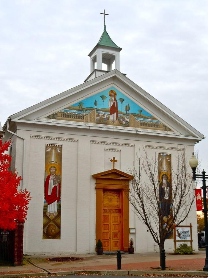 6. Annville Historic District