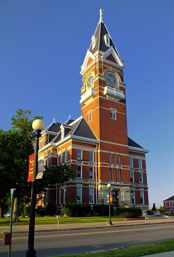 9. Clarion County