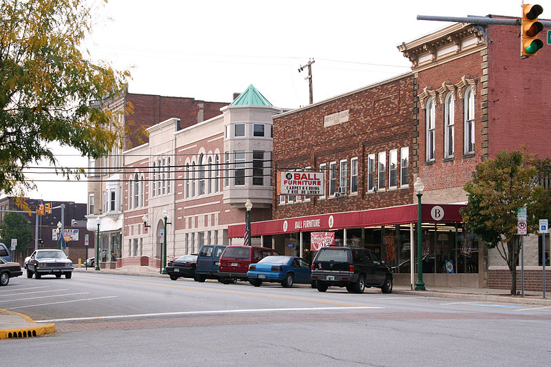 Nashville Indiana Is Surrounded By Stunning Natural Beauty