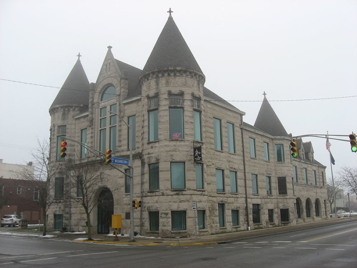 5. Old Kokomo City Building
