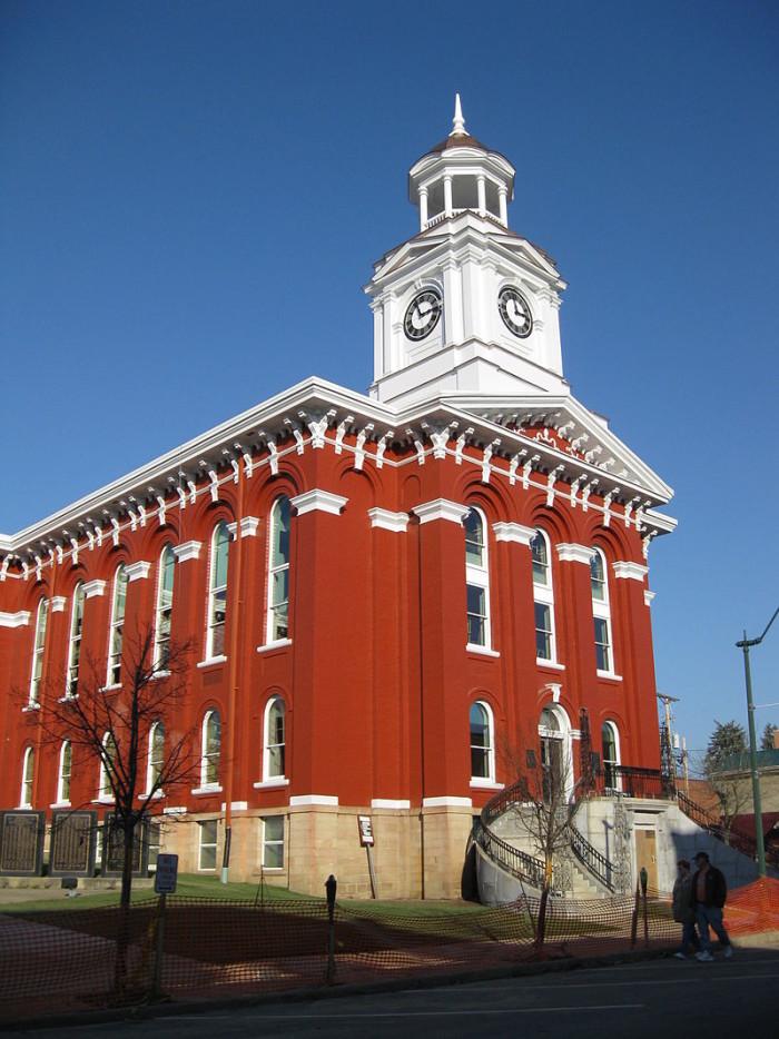 3. Brookville Historic District