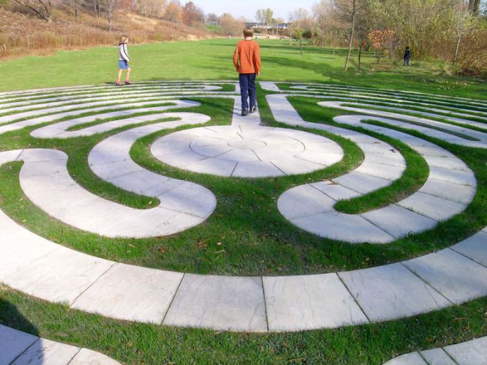 7. Lake Erie Arboretum