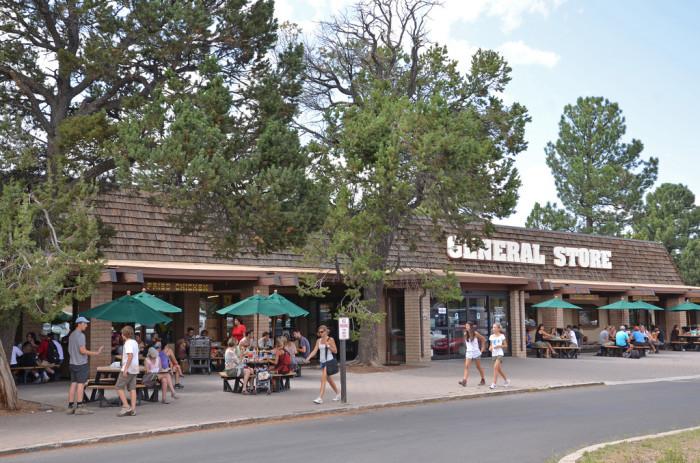2. Canyon Market General Store, Grand Canyon South Rim