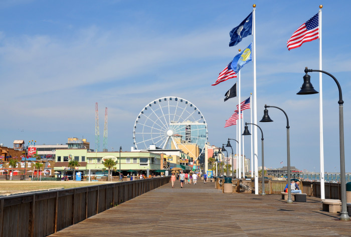 5. Which takes us also to Myrtle Beach