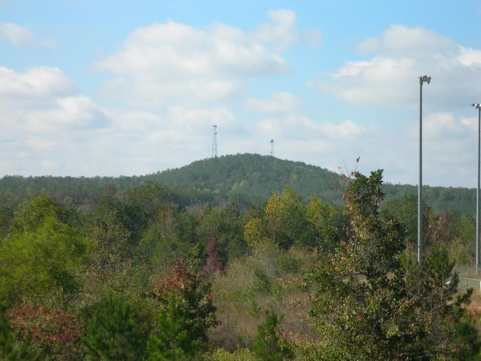 8. Woodall Mountain