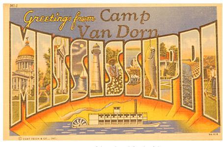 8. Camp Van Dorn World War II Museum, Centreville