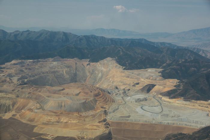 21) Kennecott Copper Mine