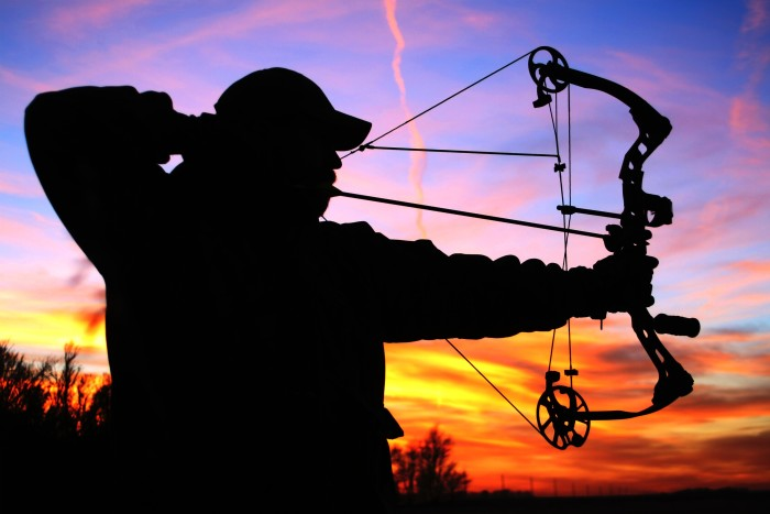 8. There's a good chance hunting season will have an effect on the amount of time you spend together.