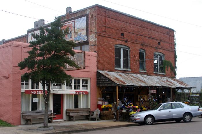 8. Miss Del's General Store, Clarksdale