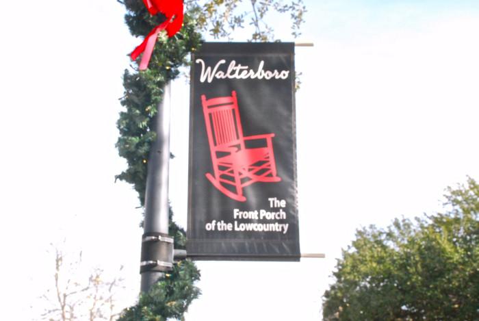 7. Walterboro, SC