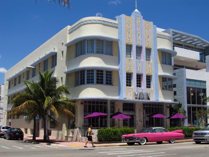 1. Miami and Miami Beach