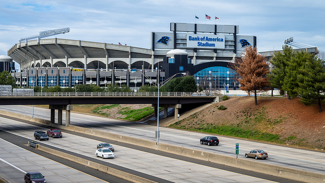 7. Carolina Panthers