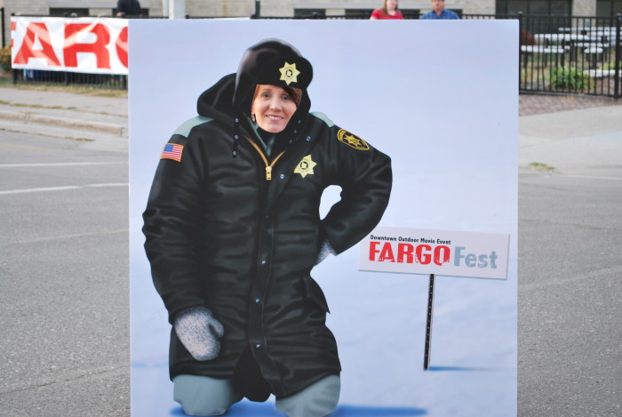 2. We all have Fargo accents.