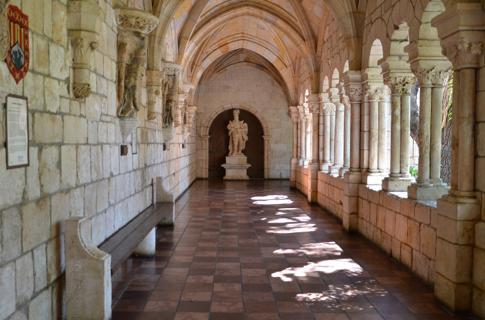 1. Visit an Ancient Spanish Monastery.