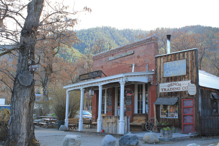 4. Genoa, NV (Population: Approx. 1,000)