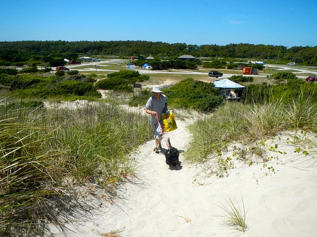 2. Ocracoke Campground