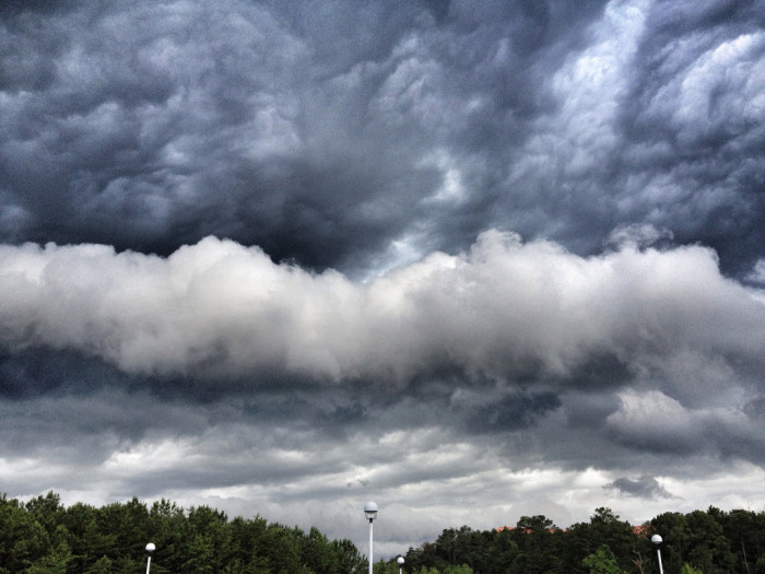 4. Alabama has the CRAZIEST weather EVER!!!