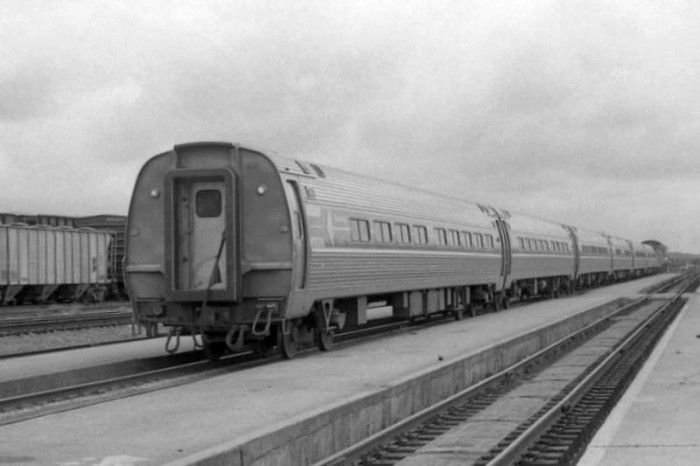 2. Amtrak, Florence