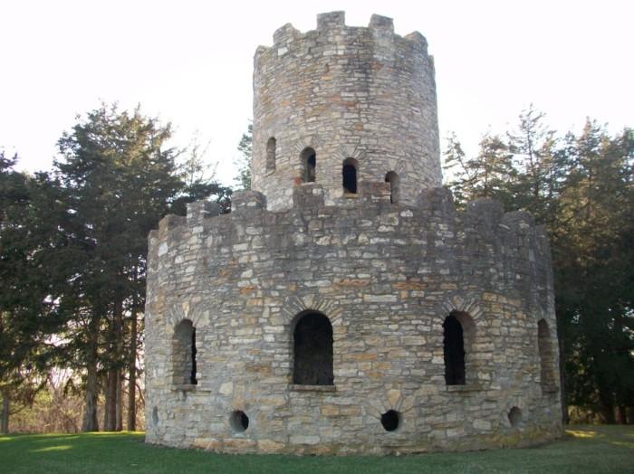 8. Exploring a castle
