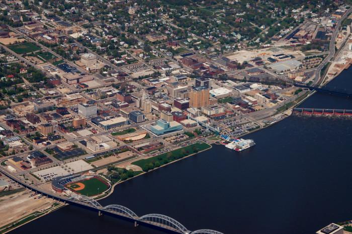 8. Davenport