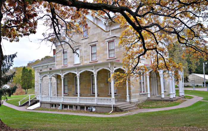 8. Take a tour of a historic house, and learn a little about the past