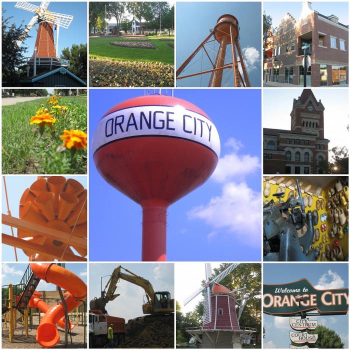 8. Orange City