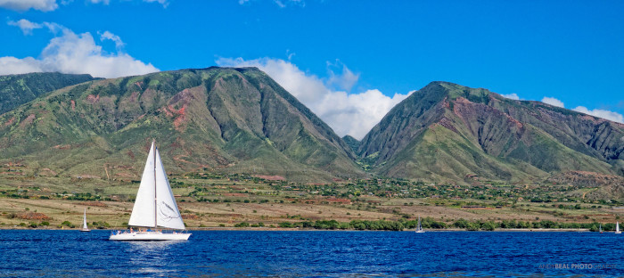 9) An afternoon sail in Hawaii sounds like heaven.